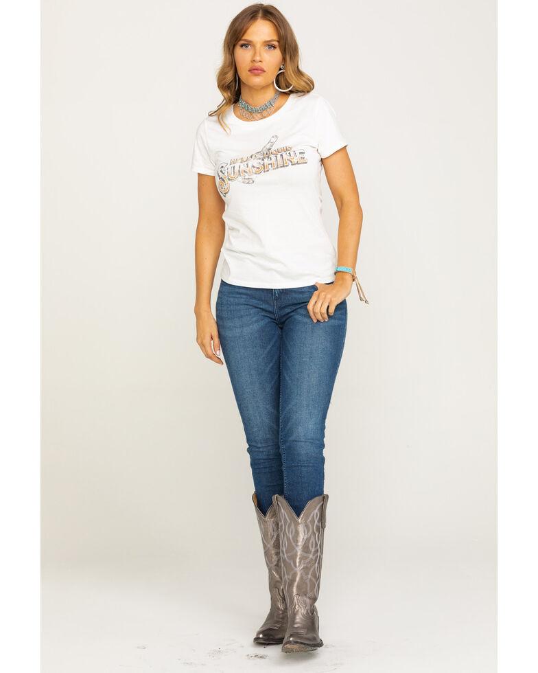 Idyllwind Women's Pistol Slim Straight Jeans, Blue, hi-res