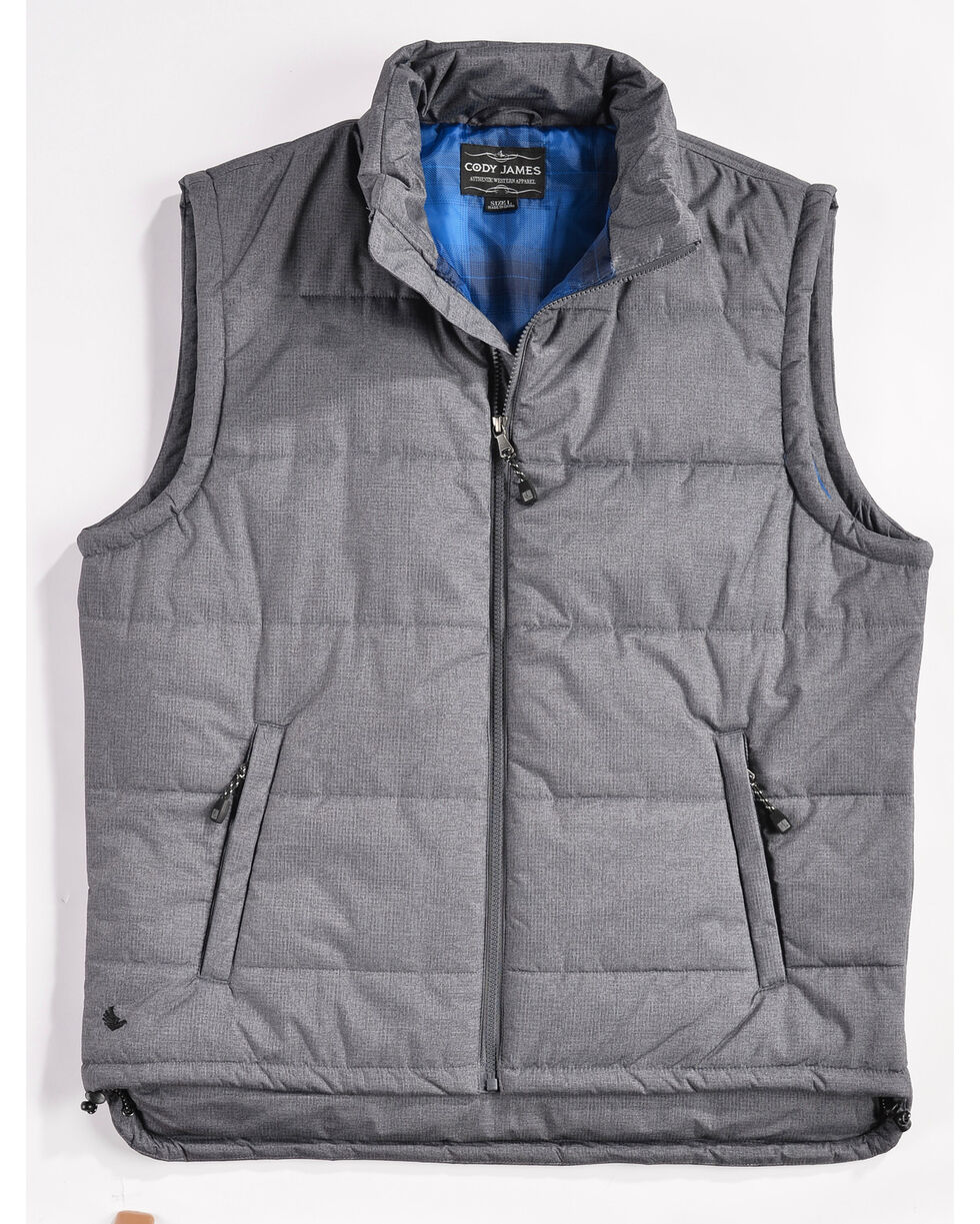 Cody James Men's Zip Puffer Vest, , hi-res