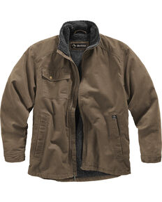 Dri Duck Men's Endeavor Jacket - Big and Tall, Khaki, hi-res