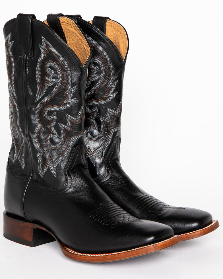 Cody James 174 Men S Square Toe Stockman Boots Boot Barn