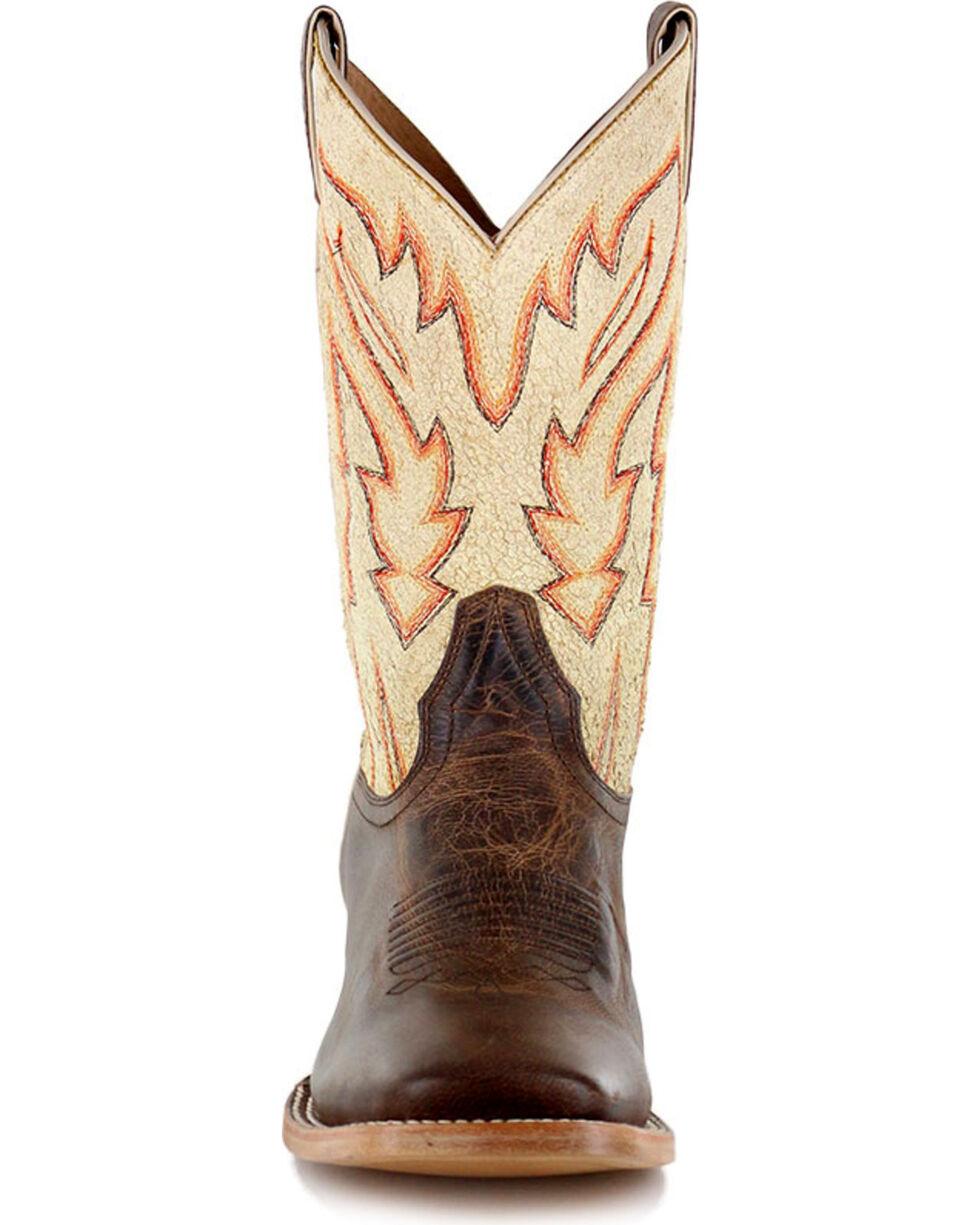 Cody James® Men's Vaquero Bone Western Boots, Brown, hi-res