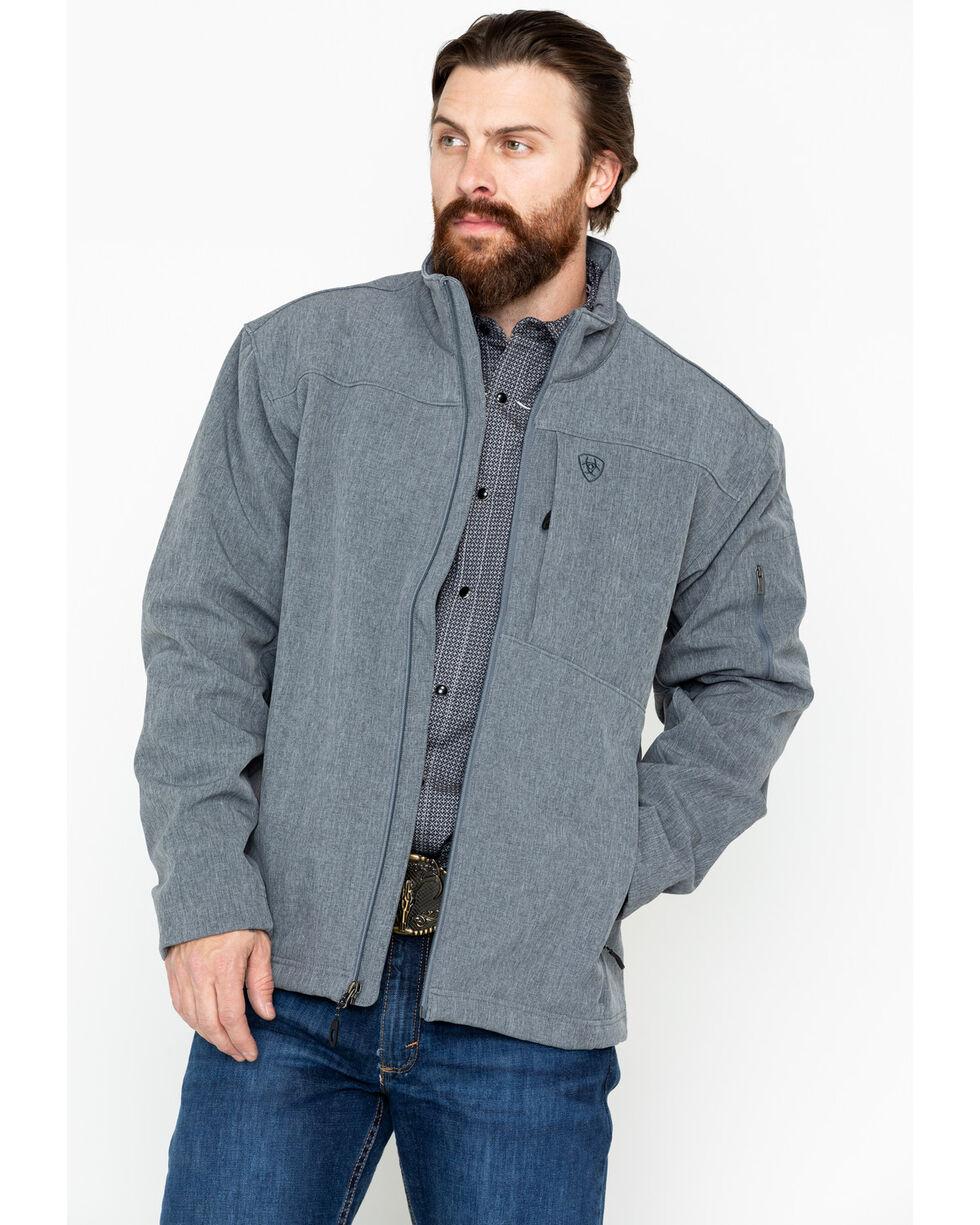 Ariat Men's Vernon 2.0 Softshell Jacket , Charcoal, hi-res