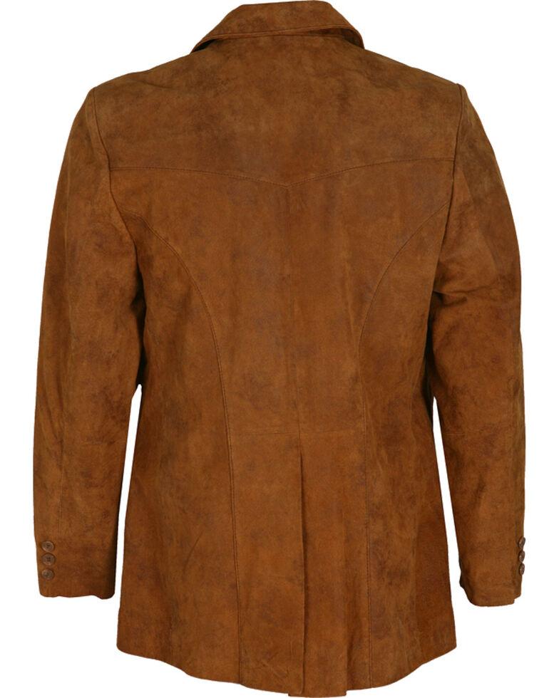 Cody James® Men's Blazer, Brown, hi-res