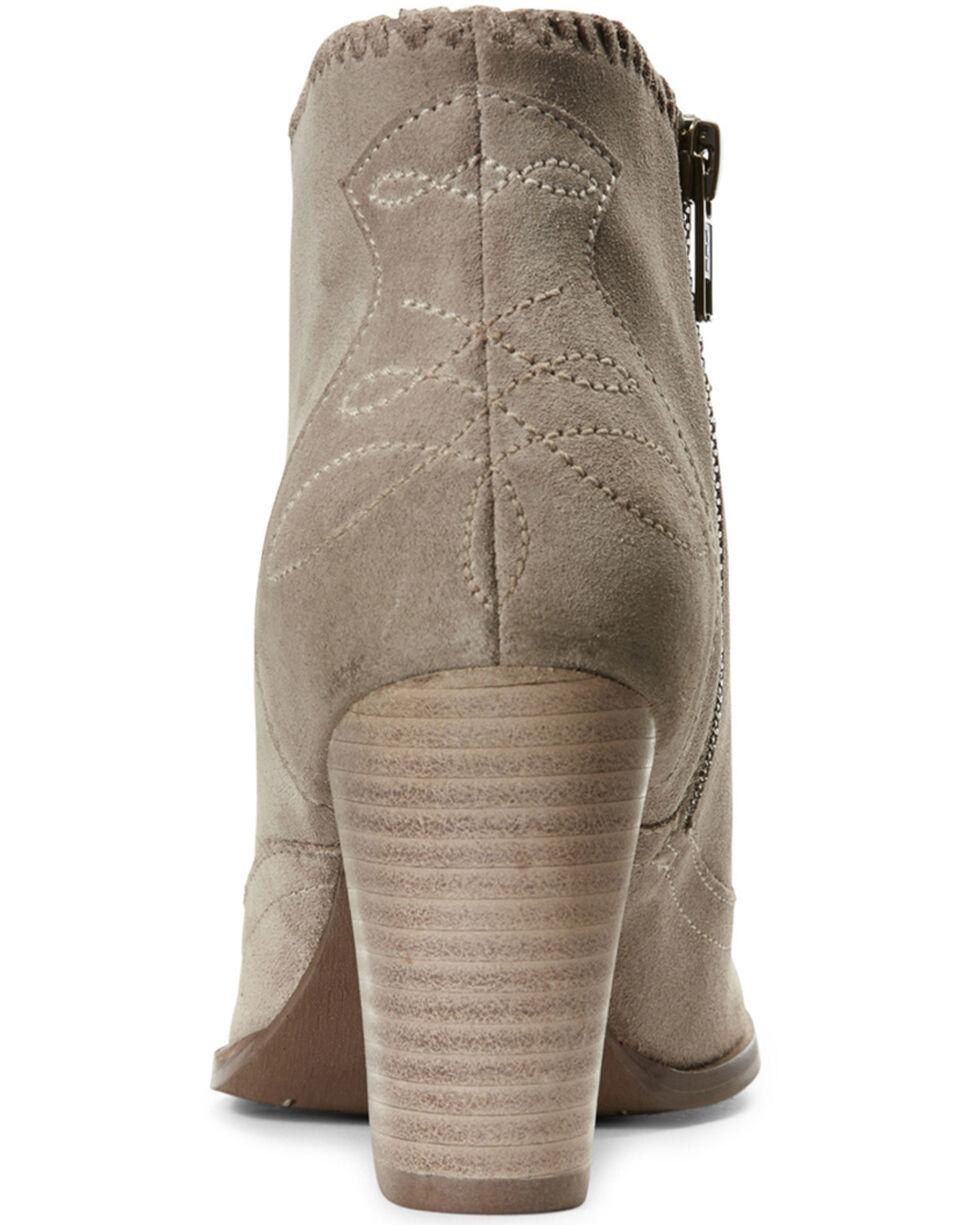 Ariat Women's Unbridled Eva Fashion Booties - Round Toe, Sand, hi-res