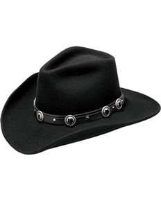 b294f1dd5 Master Hatters Men s Defiance Wool Felt Cowboy Hat