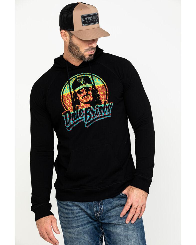 Dale Brisby Men's Multi Aztec Logo Hooded Sweatshirt , , hi-res