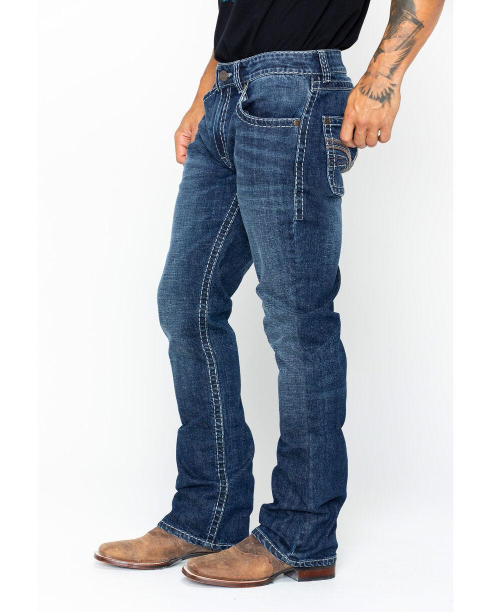 Rock 47 Women's Embellished Boot Cut Jeans, , hi-res