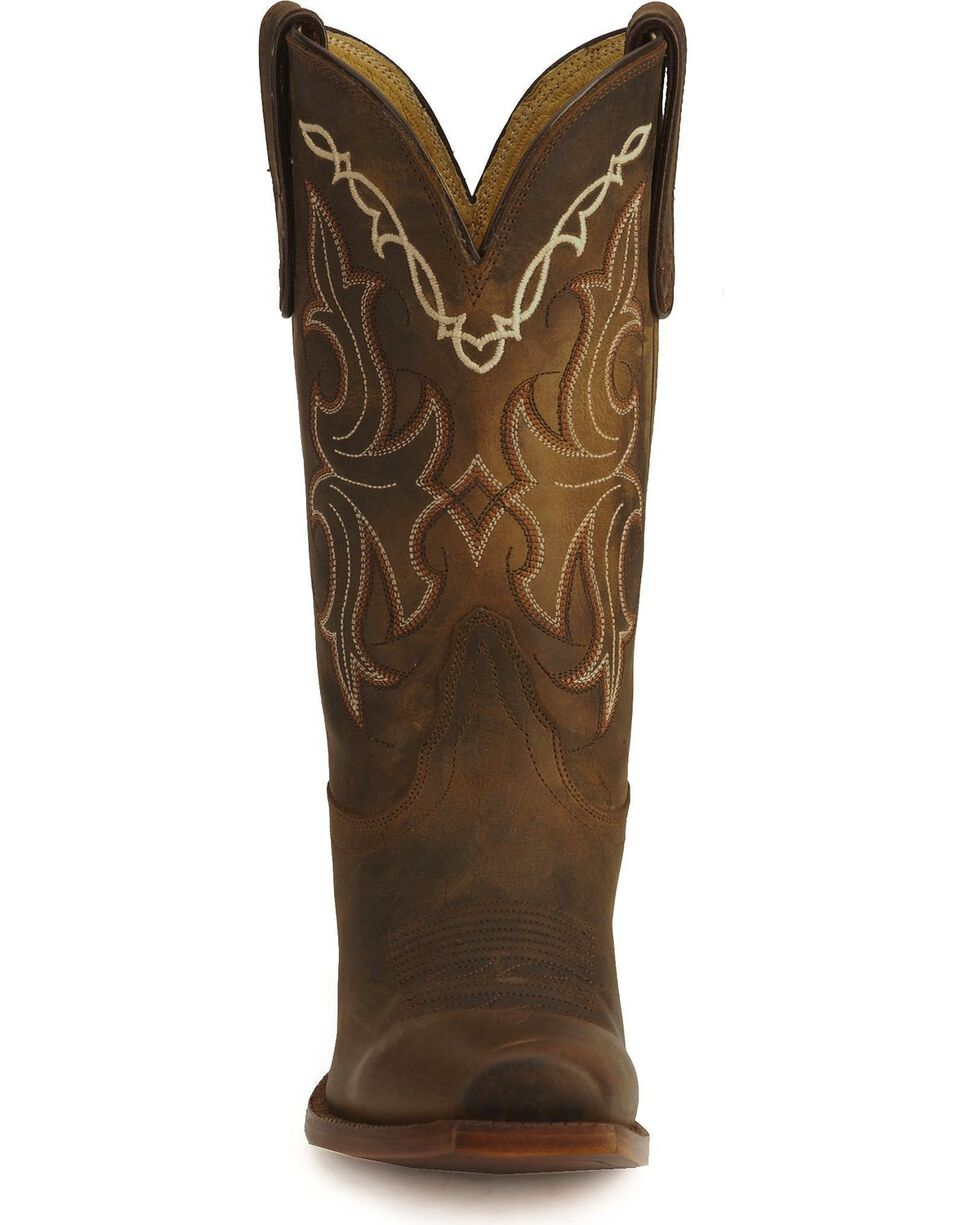 Tony Lama Women's 100% Vaquero Collection Western Boots, Sorrel, hi-res