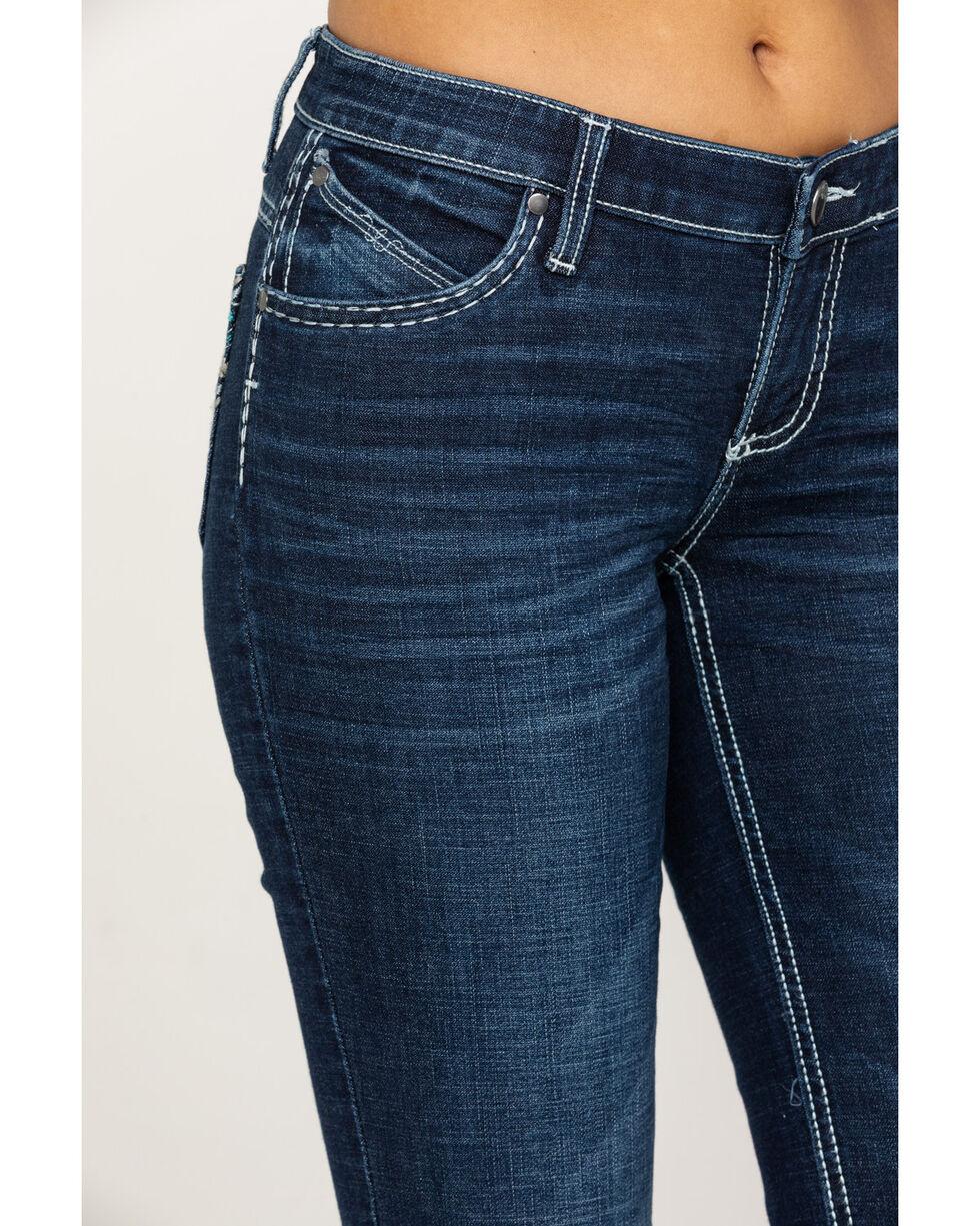 Wrangler Women's Ultimate Riding Shiloh Boot Cut Jeans, Medium Blue, hi-res