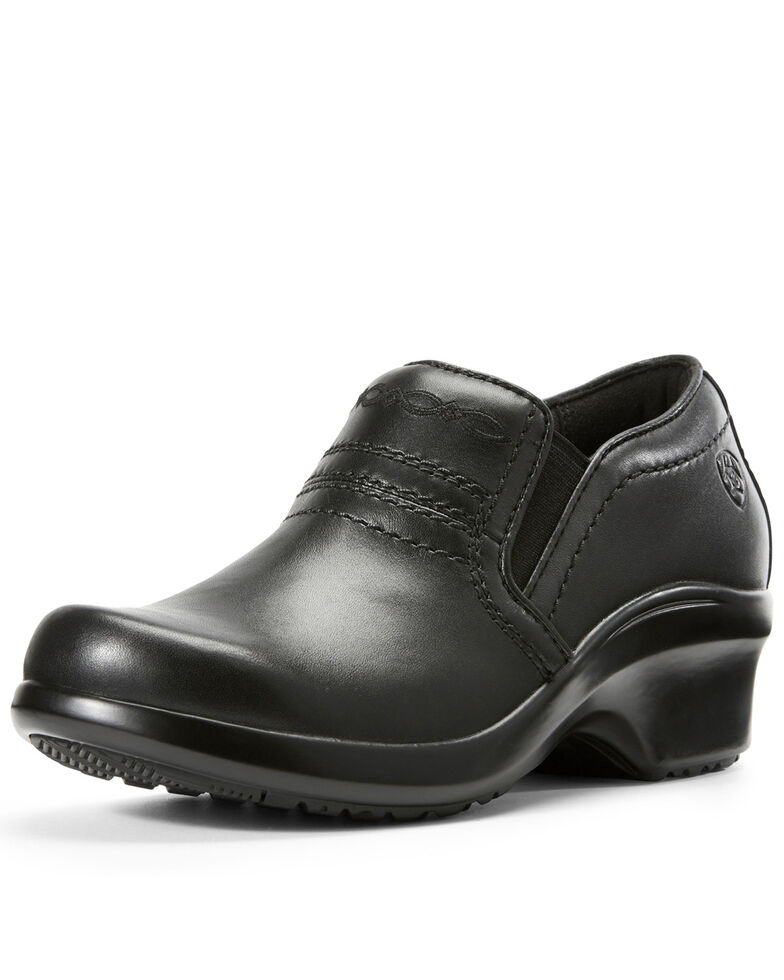 Ariat Women's Expert Clogs, Black, hi-res