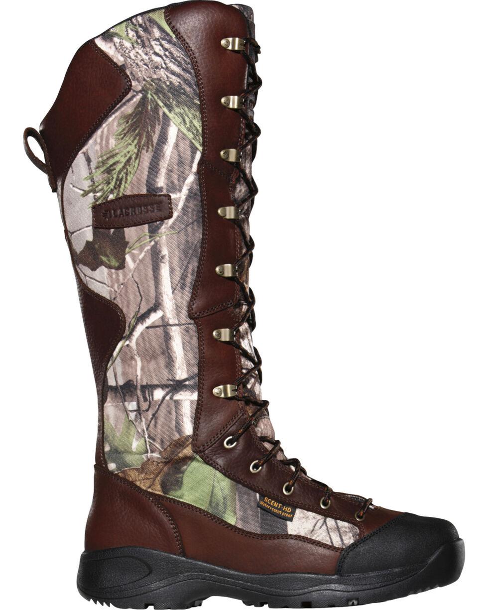 LaCrosse Men's Venom Scent Realtree APG HD Snake Boots, Camouflage, hi-res