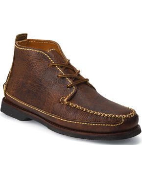 Chippewa Men's Rugged Casual Chukka Boots, Brown, hi-res