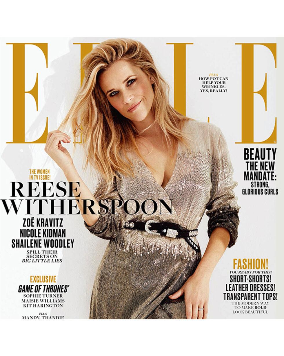 Shyanne® Women's Rhinestone Belt - Featured in Elle Magazine, Black, hi-res