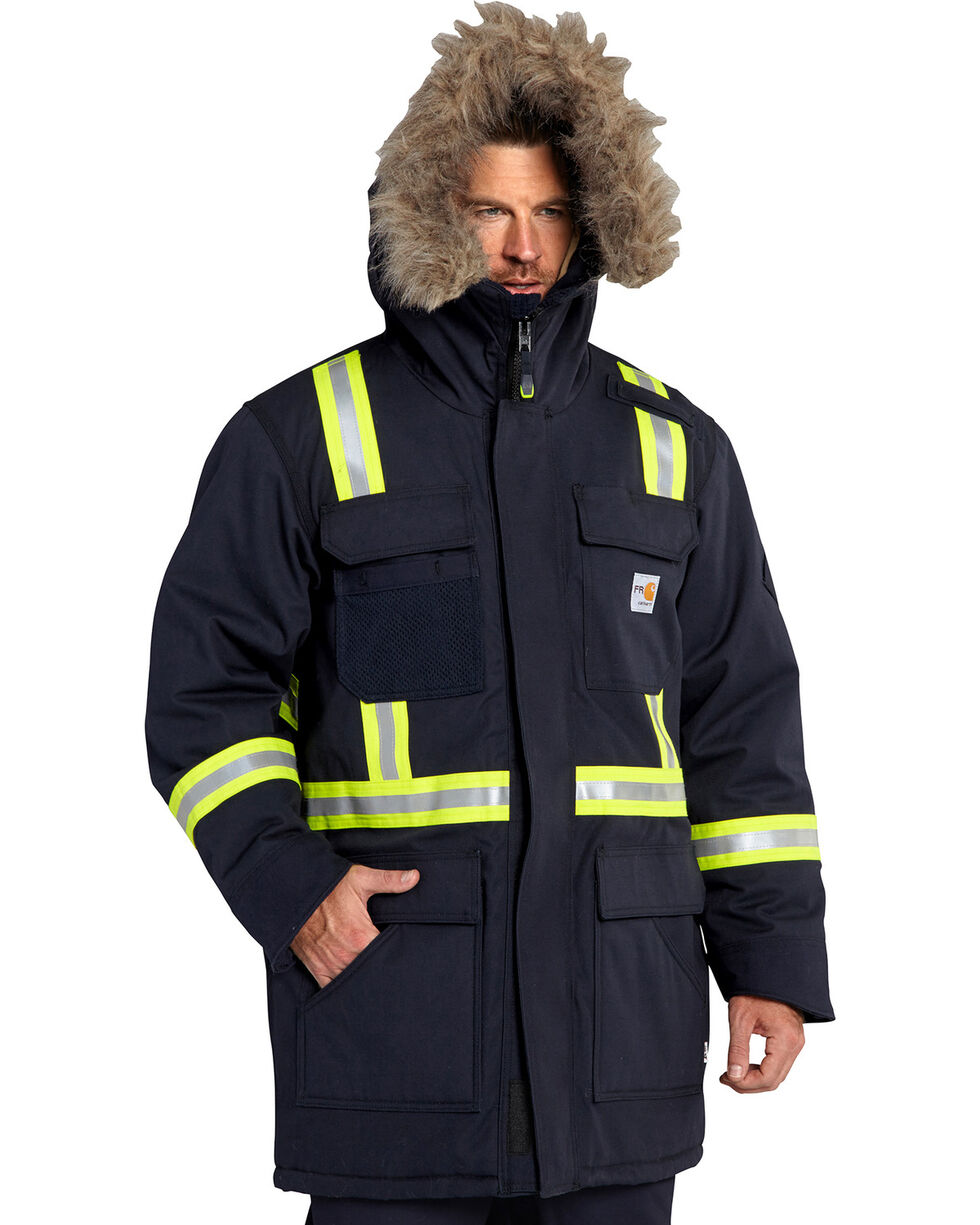 Carhartt Extremes® FR Arctic Parka, Navy, hi-res