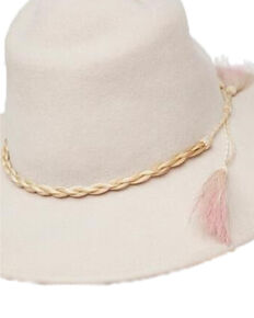 'ale by Alessandra Women's Mink Blush Roxt Dene Hat, Blush, hi-res
