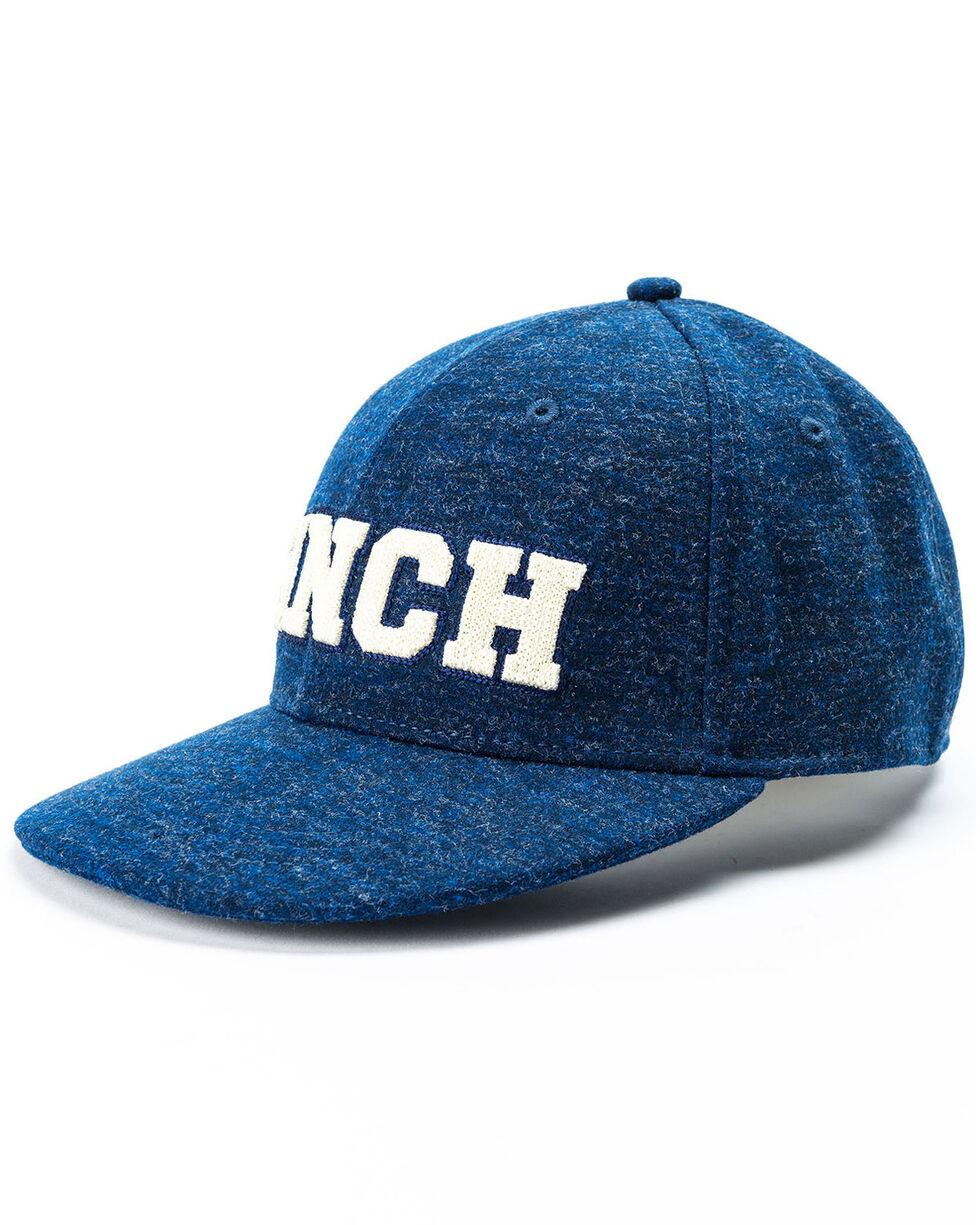 Cinch Men's Logo Ball Cap, Navy, hi-res