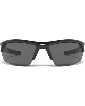 Under Armour Black Ignitor 2.0 Storm Polarized WWP Edition Sunglasses , Black, hi-res