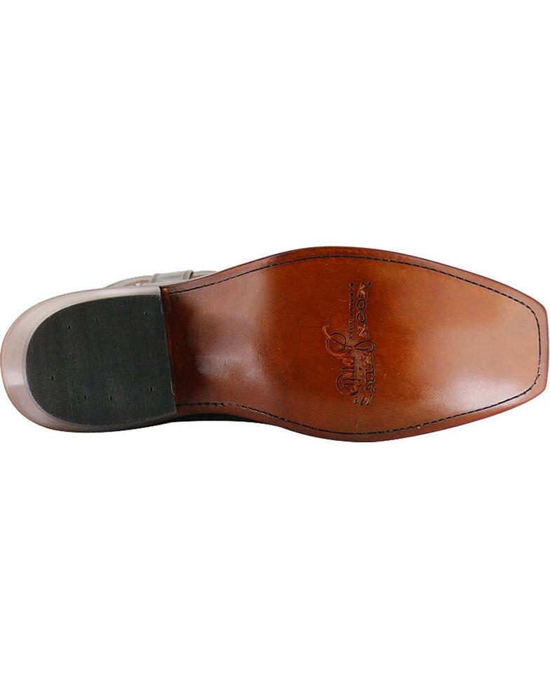 Moonshine Spirit Men's Square Toe Western Boots, Brown, hi-res