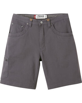"Mountain Khakis Men's Classic Fit Camber 107 Shorts - 9"" Inseam, Slate, hi-res"
