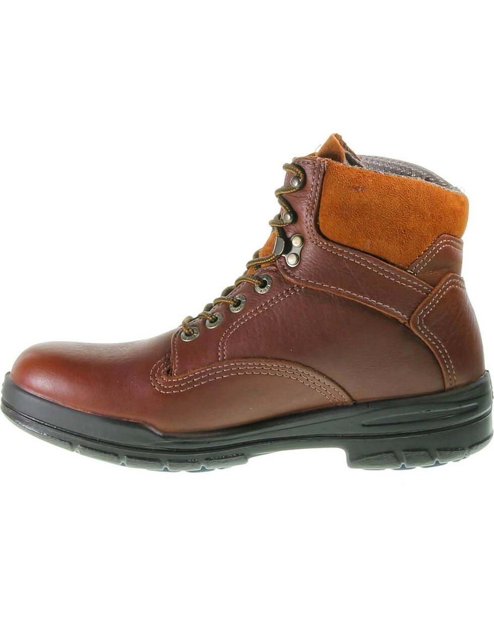 Wolverine Men's DuraShocks SR Work Boots, Brown, hi-res
