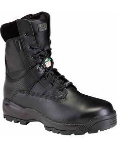 """5.11 Tactical Men's A.T.A.C. 8"""" Shield CSA/ASTM Boots, Black, hi-res"""