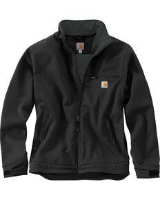 Carhartt Men's Black Crowley Nylon Work Jacket , Black, hi-res