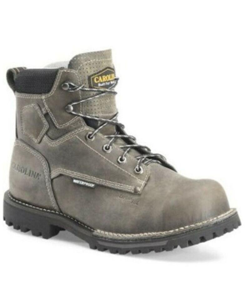 Carolina Men's Pitstop Waterproof Work Boots - Carbon Toe, No Color, hi-res