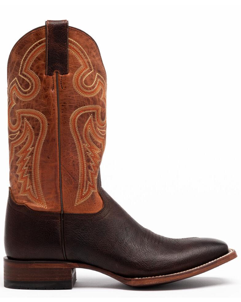 Cody James Men's Enterprise Western Boots - Wide Square Toe, Brown, hi-res