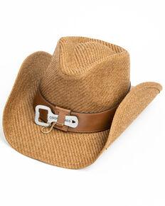 30f3742fcb61c Cody James Men s Kelsey Western Straw Hat