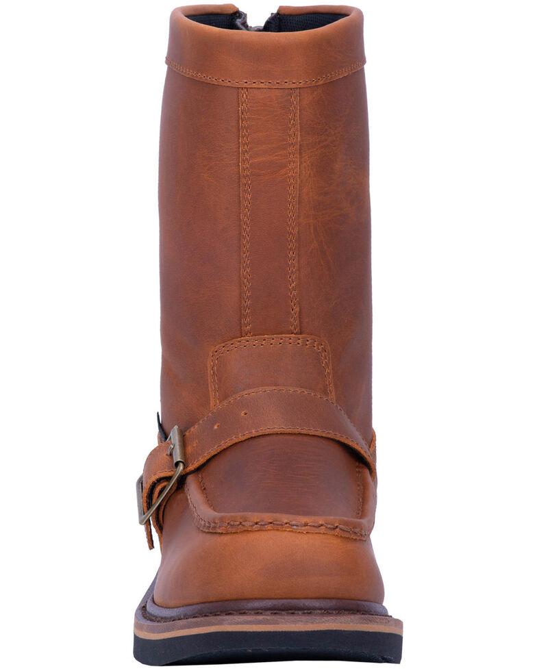 Dan Post Men's Covey Waterproof Western Boots - Moc Toe, Brown, hi-res