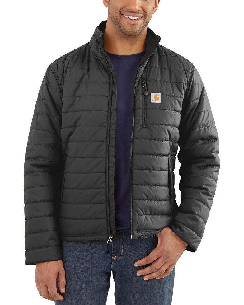 Carhartt Men's Gilliam Work Jacket - Big & Tall, Black, hi-res