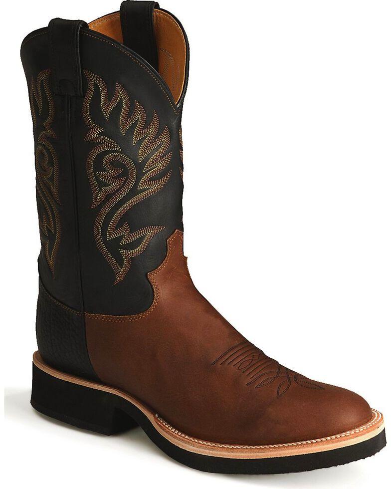 Justin Men S 11 Quot Tekno Crepe Western Boots Boot Barn