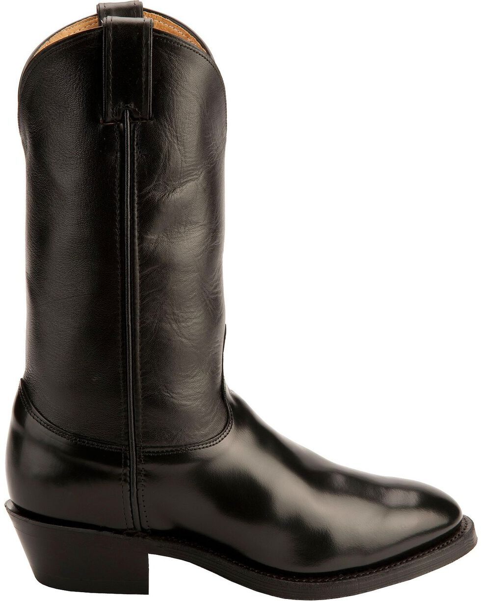 "Justin Men's 12"" Western Boots, Black, hi-res"