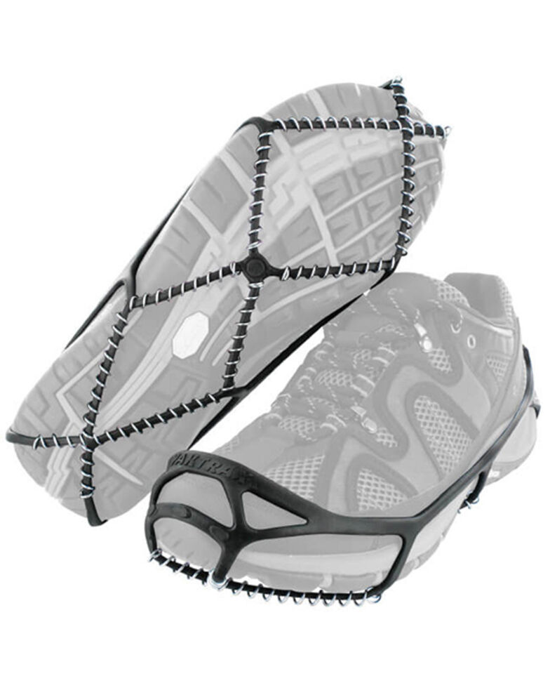Yaktrax Outdoor Walker Cleats, Black, hi-res