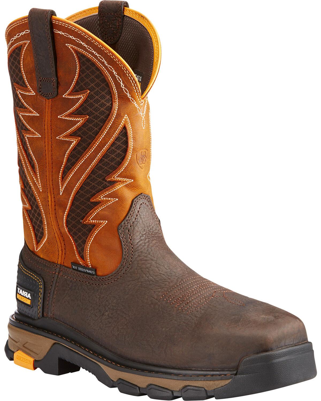 best price on ariat work boots