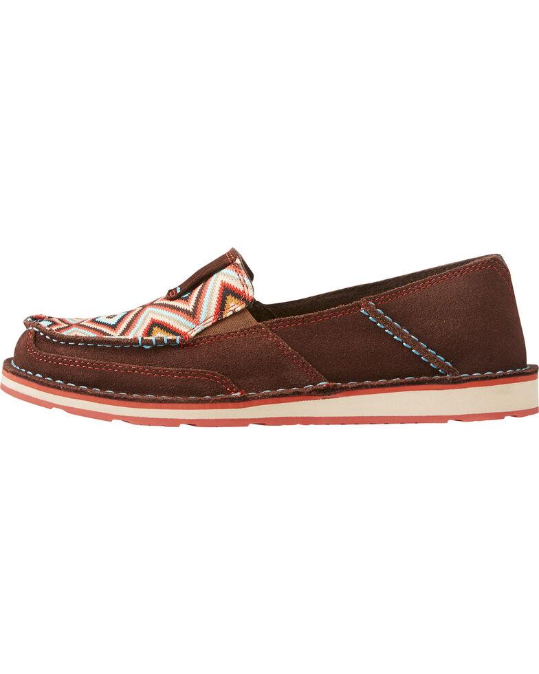 61e854c8 Zoomed Image Ariat Women's Aztec Cruiser Shoes - Moc Toe , Multi, hi-res