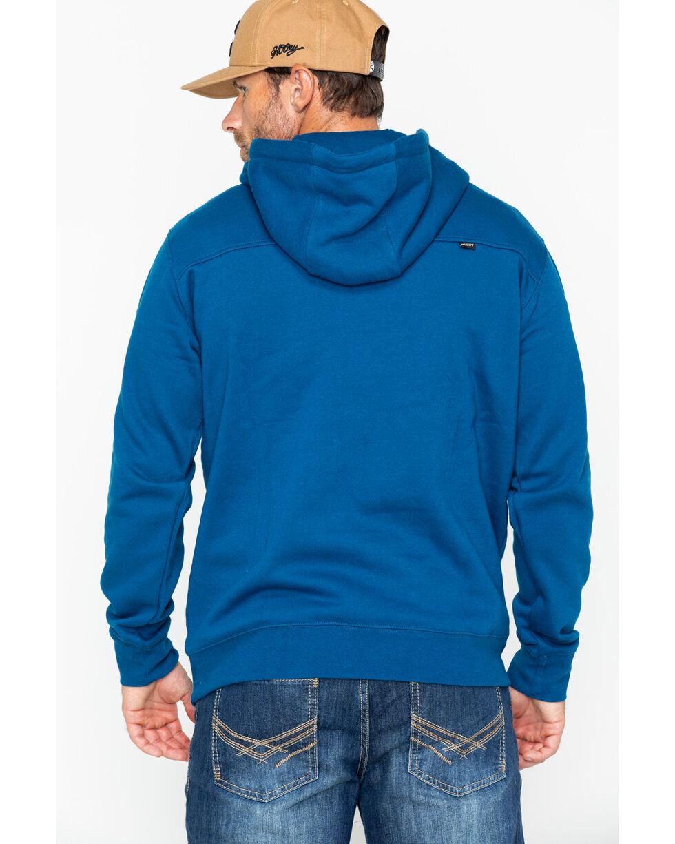 Hooey Men's 2.0 Pullover Hoodie , Royal Blue, hi-res