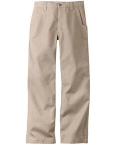 Mountain Khakis Freestone Original Mountain Pants - Relaxed Fit, Stone, hi-res