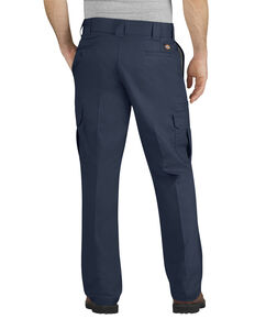 Dickies Flex Regular Fit Straight Leg Cargo Pants, Navy, hi-res