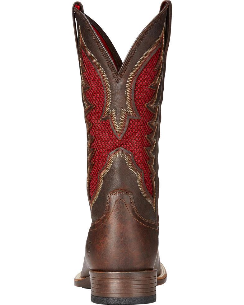 premium selection 0f354 90d9e Ariat Men's VentTEK Ultra Quickdraw Cowboy Boots - Square Toe