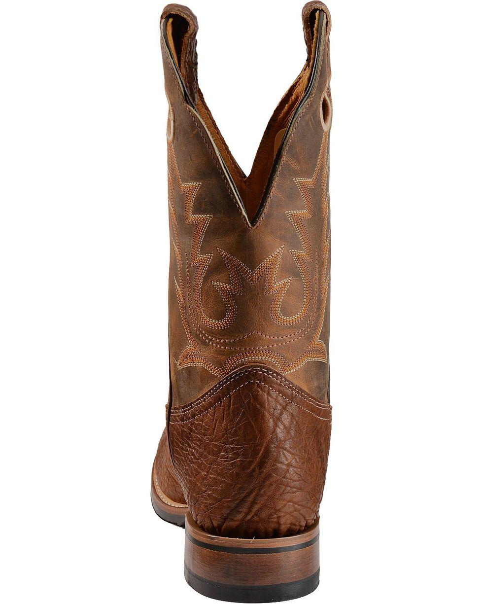 """Boulet Men's 12"""" Super Roper Vibram Sole Boots, Cognac, hi-res"""