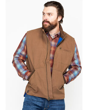 Cody James Men's Tan Dusty Vest, Tan, hi-res