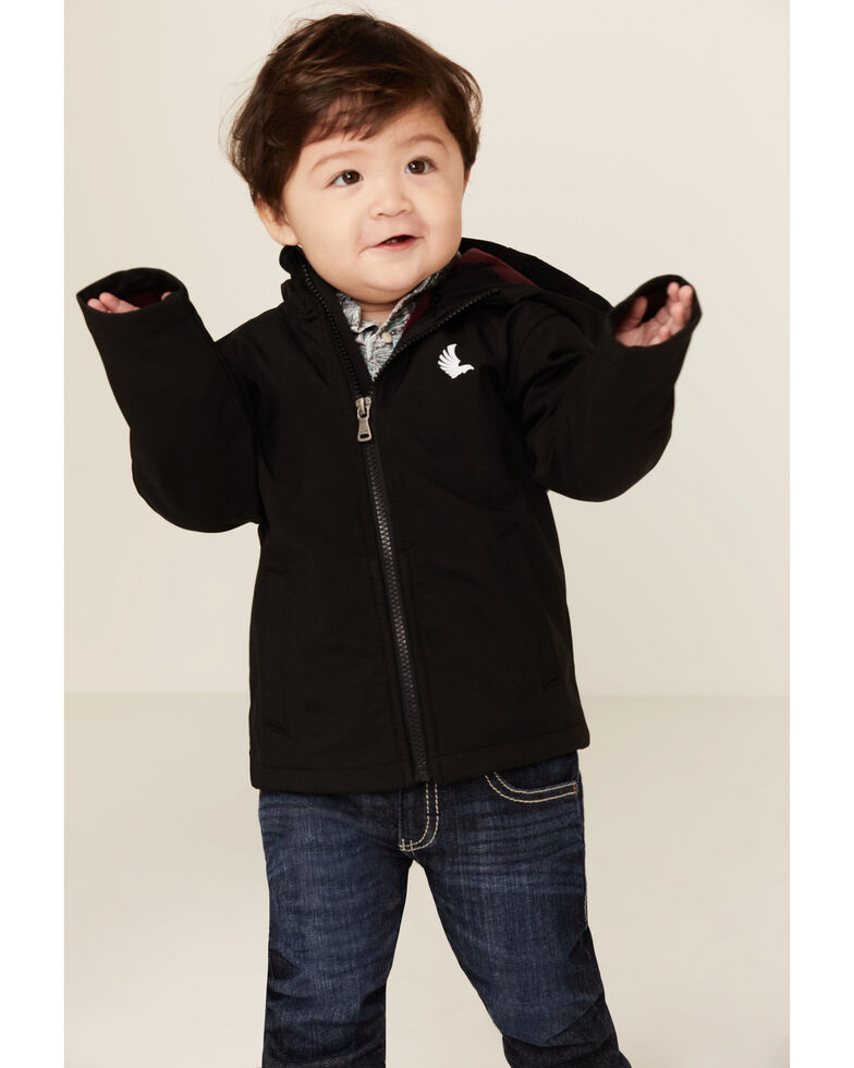 Cody James Toddler Boys' Poly Zip-Up Steamboat Soft Shell Jacket, , hi-res