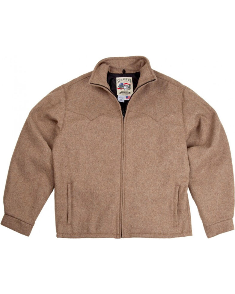 Schaefer Outfitter Men's 565 Arena Wool Jacket, Taupe, hi-res