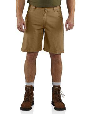 Carhartt Men's Tacoma Ripstop Shorts, Khaki, hi-res