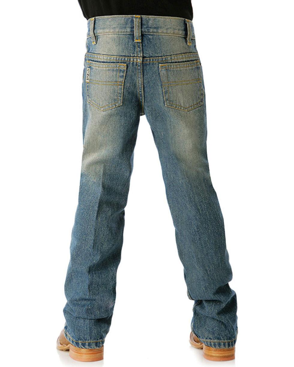 Cinch Boy's Low Rise Slim Fit Jeans, Indigo, hi-res