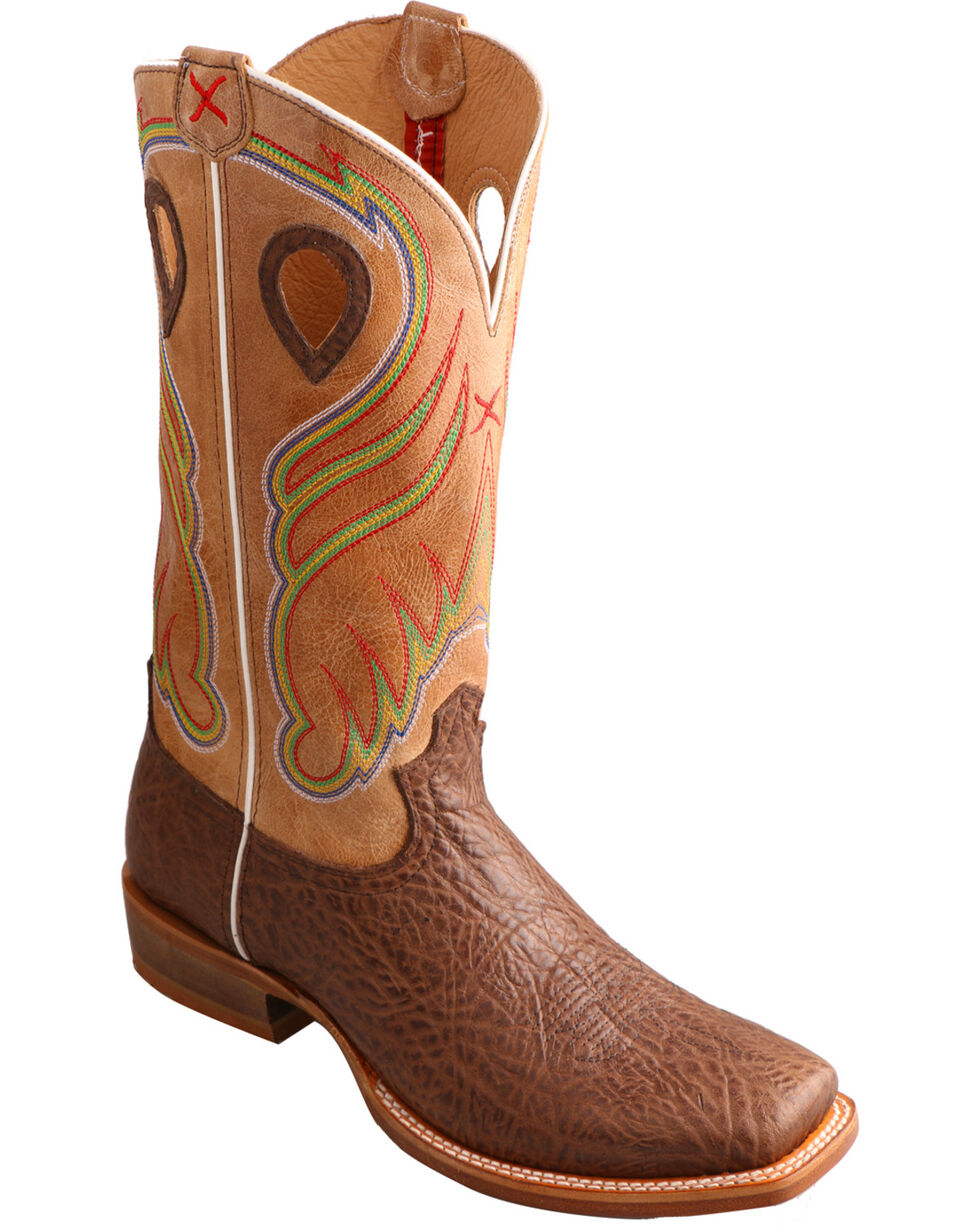 Twisted X Men's Crazy Horse Western Boots, Crazyhorse, hi-res