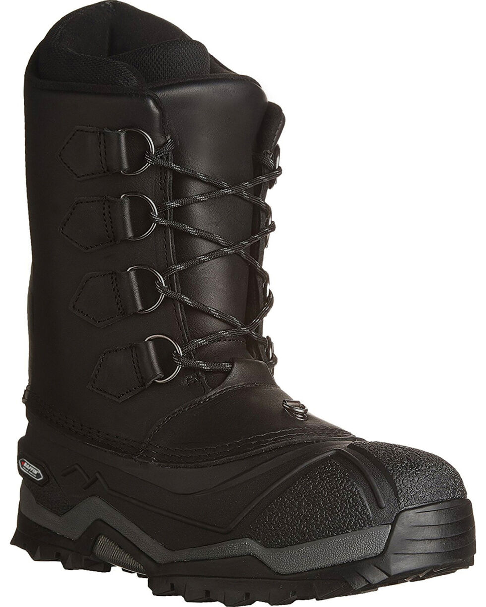 Baffin Men's Control Max Snow Boots, Black, hi-res