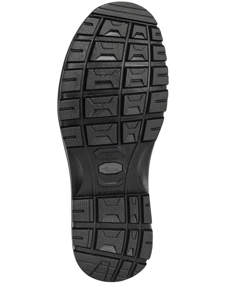 Avenger Women's Foundation Met Guard Waterproof Work Boots - Composite Toe, Brown, hi-res