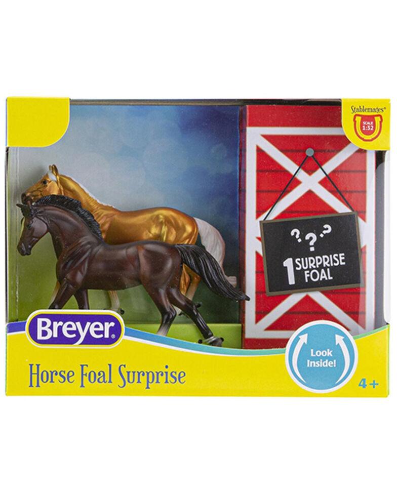 Breyer Horse Foal Surprise Toy Set, No Color, hi-res